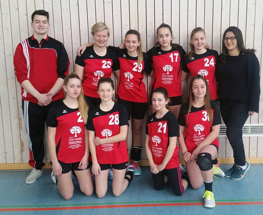 Volleyball u 17 midi 2018